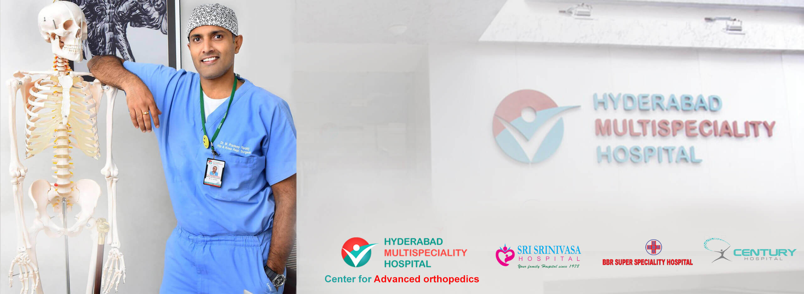 Dr Pradeep Reddy, Best Orthopedic Doctor in Hyderabad